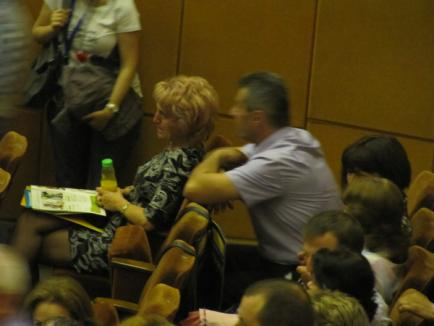 Elena Udrea de Bihor: Şefa de la ITM, încurcată cu Mircea Matei (FOTO)