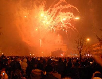 La mulţi ani 2010! (FOTO)