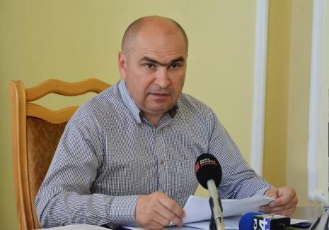 Bolojan reacţionează la 'rebeliunea' de la UPU-SMURD Bihor: 'În afară de domnul Borcea nu şi-a mai dat nimeni demisia' (VIDEO)