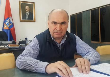 Ilie Bolojan, apel către orădeni: 'Vă îndemn să rămâneţi în casele voastre!'(VIDEO)