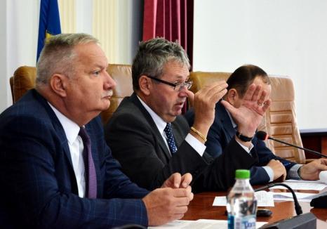 Şefii CJ Bihor vor să renunţe la procesul împotriva PNL. Pásztor: 'Demonstrăm că suntem gentlemeni'