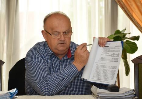 Fostul şef PNL-ist al Societăţii de Pază şi Protecţie spune că putea rămâne adjunct dacă se băga în PSD