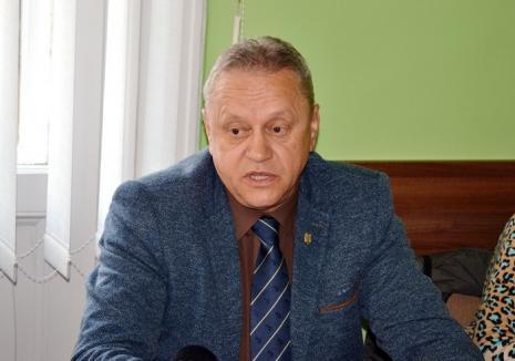 Directorul clubului Crişul Oradea, Ionel Bungău, propus preşedinte al Federaţiei Române de Polo
