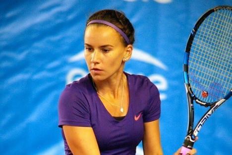 Bihoreanca Irina Bara a părăsit Australian Open în turul al II-lea al calificărilor