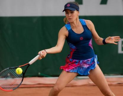 Irina Bara a debutat cu victorie la turneul Winners Open de la Cluj