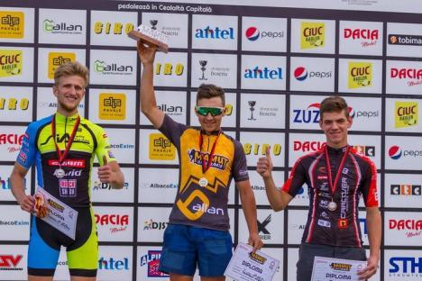Orădenii de la CarCover Racing Team şi-au adjudecat două medalii de bronz la concursul Maumut Bike Race (FOTO)