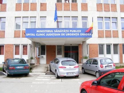 Cine vrea să-l dea jos pe Carp? În iunie se face concurs pentru postul de manager al Spitalului Judeţean din Oradea