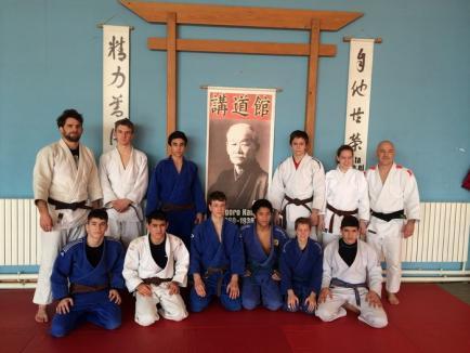 Judoka orădeni s-au pregătit alături de componenţii loturilor naţionale, dar şi de austriecii de la UJZ  Muhrviertell