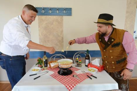 Karpaten Bistro Haus: În Oradea s-a deschis un restaurant cu preparate tradiţionale româneşti, nemţeşti şi elveţiene(FOTO)