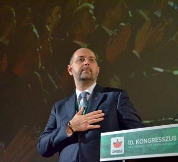 Kelemen Hunor e noul preşedinte al UDMR
