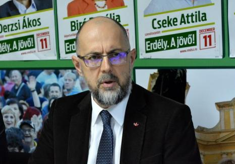 Kelemen Hunor la Oradea: UDMR nu intră la guvernare
