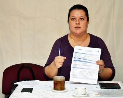 Nu staţi la cozi! Reprezentanţii UDMR îndeamnă orădenii să doneze 2% din impozitul pe venit prin împuterniciţi