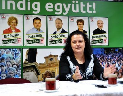 Să mai şi scadă! Consiliera Kirei Melinda vrea reducerea cu 3% a impozitelor în Oradea