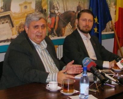 Alexandru Kiss: Reorganizarea teatrelor orădene a fost convenită şi cu PDL, şi cu PSD