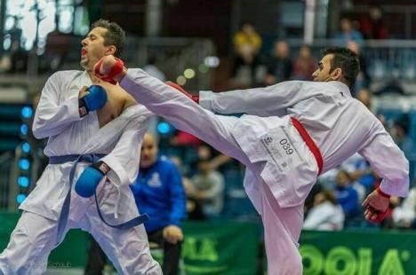 Orădenii de la CS Shogunul s-au întors cu şase medalii din Slovacia