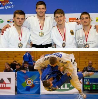 Judoka orădean Kunszabo Luca, bronz la Cupa Europeană de la Leibnitz