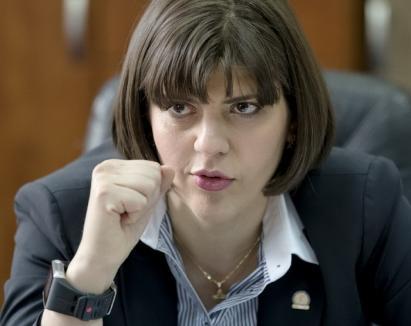 Scandal în DNA: Laura Codruţa Kovesi a trimis un mail ameninţător procurorilor din subordine
