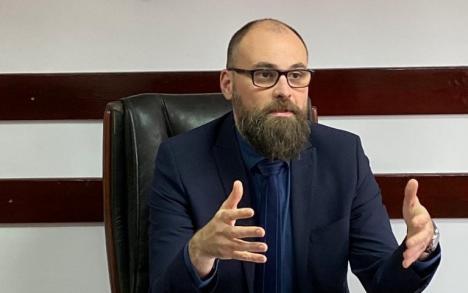 Orădeanul Laurenţiu Ţenţ este noul preşedinte al Casei Naţionale de Pensii
