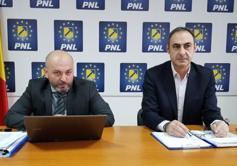 """Liberalul Călin Gal: La CJ Bihor 'parcă jucăm într-un film cu grofi şi baroni"""", singurul scop al UDMR-PSD-ALDE e să """"evaporeze"""" banii"""