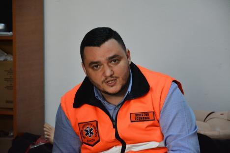 Curtea de Apel Oradea a anulat concursul prin care Liviu Sabău Popa a câștigat funcția de director economic al Ambulanței Bihor. PSD-istul rămâne, totuși, pe poziție