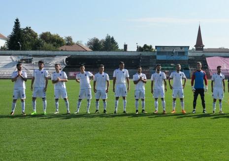 Luceafărul joacă sâmbătă la Sibiu, cu AFC Hermannstadt