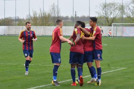 Luceafărul a pierdut cu 1-2 jocul cu FC Argeş şi îşi complică situaţia din clasament (FOTO)