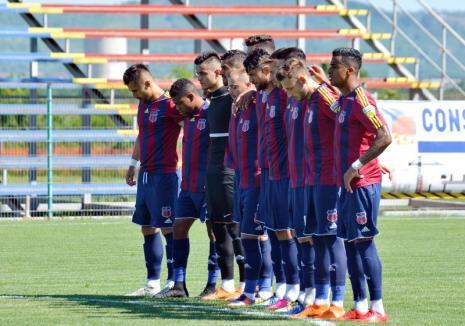 Fotbal în migrare: Luceafărul Oradea s-ar putea muta la Reşiţa