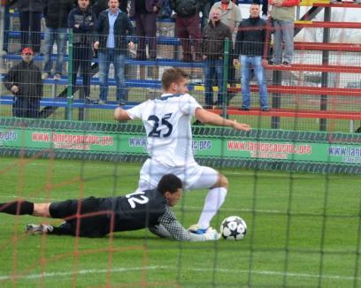 Luceafărul a învins Dacia Gepiu, cu 3-1, înaintea cantonamentului