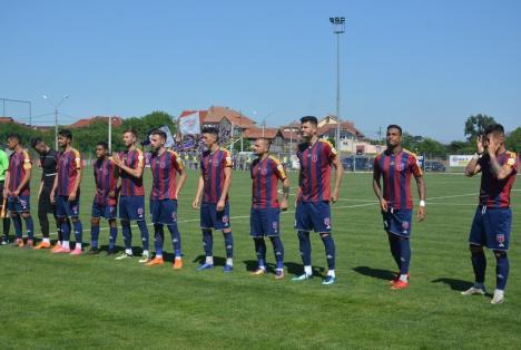 Luceafărul, obligat să câștige sâmbătă meciul cu CS Balotești