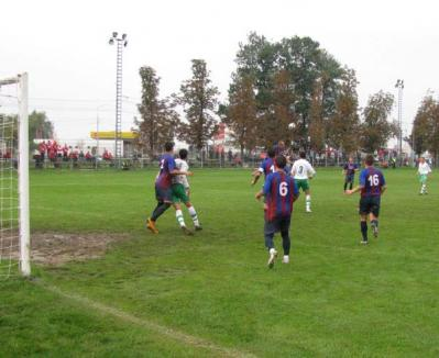 Primul amical pentru Luceafărul Oradea: a pierdut cu 2-1