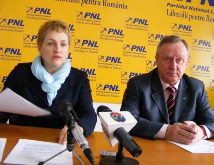 Bihoreanca Lucia Varga, sprijin important în încercarea de a ajunge şefa femeilor liberale