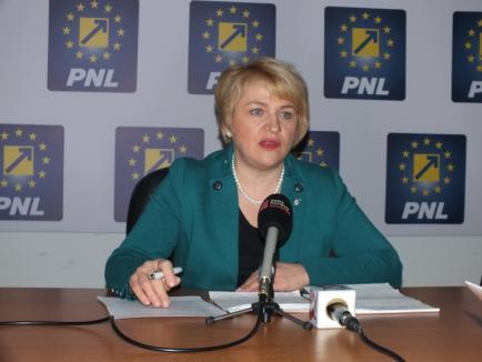 Lucia Varga: PNL vrea un pachet de măsuri legislative pentru încurajarea familiilor active, deoarece demografia negativă e pericolul nr. 1 pentru România