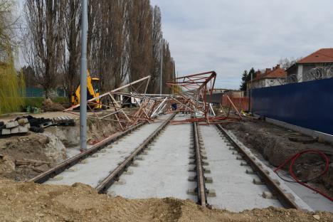 Drum nou. Primăria Oradea va construi un pod rutier peste Peța pentru a lega zona Parcului 22 Decembrie de cartierul Ceyrat (FOTO / VIDEO)