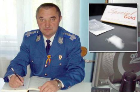 Fiul adjunctului de la Jandarmi, implicat in trafic cu droguri