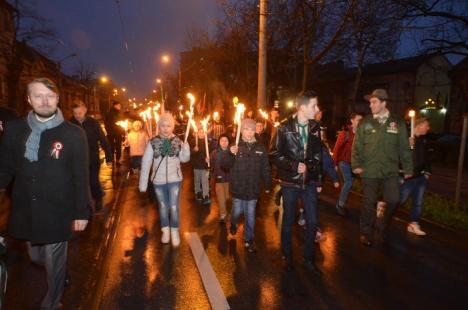 Maghiarii au sărbătorit de două ori 15 martie: o dată cu PPMT, o dată cu UDMR, dar fără 'baronul' Alexandru Kiss (FOTO)