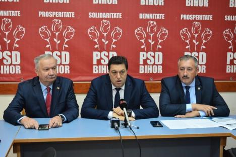 """PSD-iştii se chinuie să explice că lucrurile merg """"în direcţia bună"""": schimbarea Codului Fiscal e benefică, iar devalorizarea leului """"nu e nicio nenorocire"""""""
