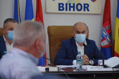 Primul pas pentru Drumul Expres Oradea-Arad, aprobat de CJ Bihor fără voturile PSD. Noi contre între Mang și Bolojan