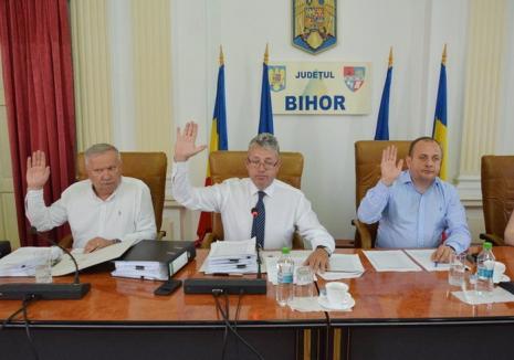 Judecătorii din Timișoara au stabilit când vor hotărî soarta şefilor Consiliului Judeţean, despre care Tribunalul Bihor a decis că au fost aleşi nelegal