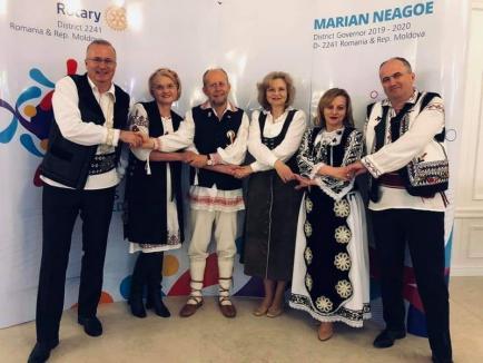 Cine este medicul orădean care preia conducerea conducerea Rotary în România și Moldova (FOTO)