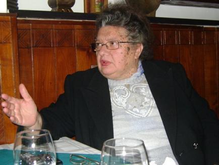 A murit doamna Maricica, fosta şefă a Restaurantului Oradea