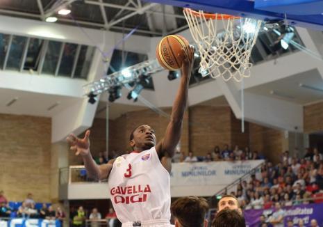Veste bună pentru fanii echipei de baschet: Martin Zeno a revenit la antrenamente!