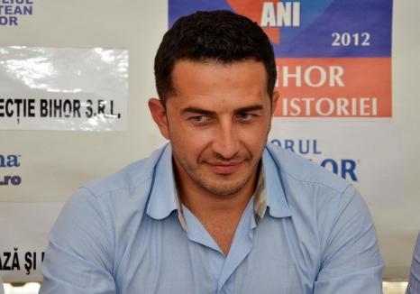 Ţeapă de 'investitor': Mihai Giurgiu şi-a însuşit banii din televizarea meciurilor FC Bihor