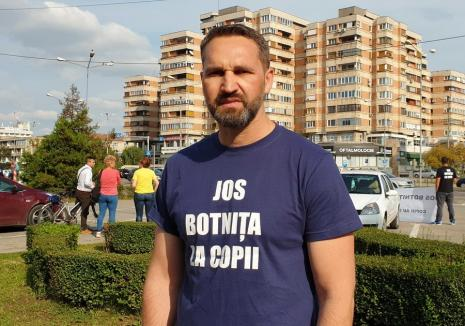 Cine e Mihai Lasca, afaceristul care organizează protestele anti măşti din Oradea: Un interlop, anchetat de DIICOT şi cu ordin de restricţie
