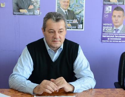"""După alegeri, PPDD-istul Mircea Matei rămâne cu """"ciocu' mic"""", iar partidul cu un deputat prin redistribuire"""