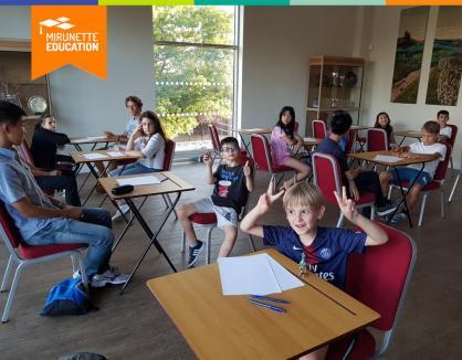 Școala de vară – un prim pas către studiul în străinătate