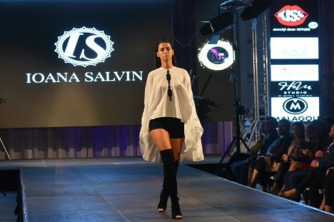 Show fashion, la Ambasador: 'Mediciniştii' Andreea Cerniavschi şi Lucian Tudoran sunt Miss şi Mister Transilvania 2018! (FOTO / VIDEO)