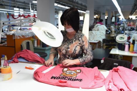 Mobiente-Limtex, cel mai important producător de tricotaje şi confecţii din Bihor, face angajări (FOTO)