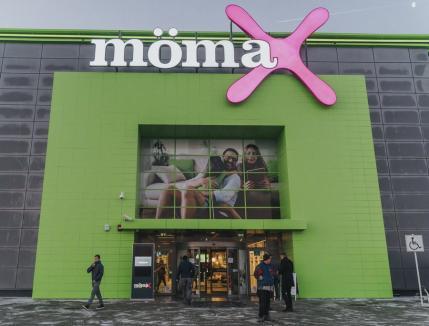 Mӧmax închide magazinul din Oradea din cauza coronavirusului. Vezi cum poți cumpăra în continuare