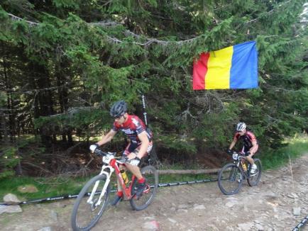 Ciclistul orădean Mura Istvan, pe primul loc la Geiger MTB Challenge!