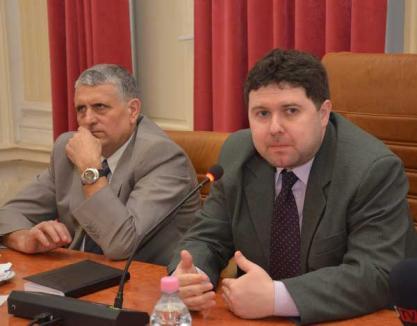 Directori fără concurs la Consiliul Judeţean